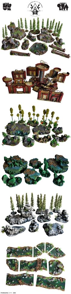 Handmade For Wargames Fanatics Warhammer Terrain, 40k Terrain, Game Terrain, Wargaming Table, Wargaming Terrain, Fantasy Miniatures, Warhammer 40000, Fantasy Landscape, Dungeons And Dragons