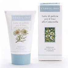Leche Limpiadora pieles secas/sensibles a la Manzanilla