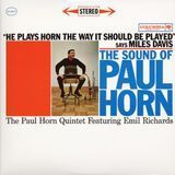 The Sound of Paul Horn [LP] - Vinyl