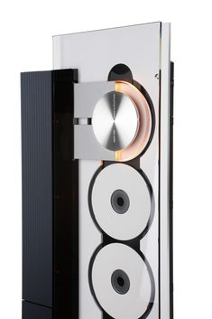 Id Design, Design Case, Retro Aesthetic, Aesthetic Design, Hifi Music System, Home Speakers, Audio Design, Bang And Olufsen, Metal Texture