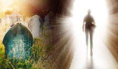 Vida após a morte: Cientistas encontram informações físicas sobre a existencia da alma em células humanas ~ Sempre Questione