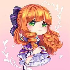 Swipe for eyes and hair coloring vid. I don't know what happen with the previous post. Welp (ㅎ.ㅎ ) Guinevere - Violet Princess Gaming Wallpapers Hd, Animes Wallpapers, Cute Wallpapers, Chibi Wallpaper, Mobile Legend Wallpaper, Emo Anime Girl, Kawaii Anime Girl, Anime Chibi, Bang Bang