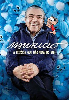 Editora Sextante lançará biografia de Maurício de Sousa(Série HQ Turma da Mônica) - Cantinho da Leitura