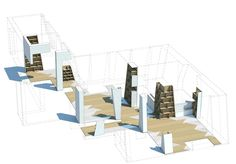 Arsenal Flat  / h2o architectes