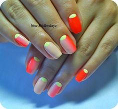 Beautiful moon manicure with milky white lunular is not as simple as it seems to be at first glance. Its ...