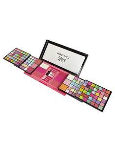 140 Piece Mega Cosmetic Makeup Kit
