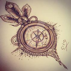 C x I x D Compass 2 by EdwardMiller
