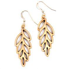 Small Leaves Earrings
