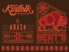 Kinfolk - Bert's Branding