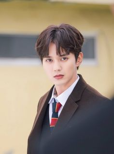 Yoo Seung Ho _ Kang Bok Soo - My Strange Hero