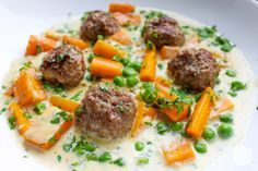 Wikingertopf You are in the right place about meatball recipes no egg Here we offer you the most bea Healthy Recipes, Healthy Eating Tips, Healthy Nutrition, Baby Food Recipes, Asian Recipes, Ethnic Recipes, Meatloaf Recipes, Meatball Recipes, Beef Recipes