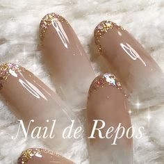 The advantage of the gel is that it allows you to enjoy your French manicure for a long time. There are four different ways to make a French manicure on gel nails. Japanese Nail Art, Nail Plate, Gel Nail Designs, Artificial Nails, Mani Pedi, Nail Arts, Natural Nails, Nail Colors, My Nails