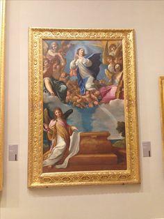 Galleria Estense. CARRACCI.