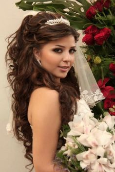 wedding hairstyles for long hair picture