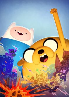 Adventure Time: Card Wars DVD cover artwork designed and painted by character & prop designer Joy Ang The DVD will be released on July 12th
