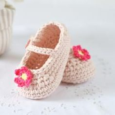 Mary Janes Baby Shoes