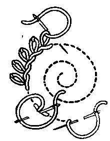 english: petal chain german - http://www.beautifuldiy.net/english-petal-chain-german