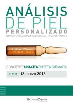 Análisis de piel gratis. www.farmaciainternacionalmadrid.wordpress.com