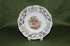 Bavaria Porcelain German Schumann Dresden by EnduringEchoes, $40.00