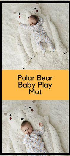 BEAR HUG play mat. ADORABLE!!!! #ad #nursery #playmat #bearlove #baby