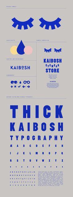 Branding, Identity and store concept for the Norwegian eyewear brand Kaibosh. Logo Design, Brand Identity Design, Graphic Design Branding, Brand Guidelines Design, 2d Design, Web Design Services, Brochure Design, Cover Design, Corporate Design