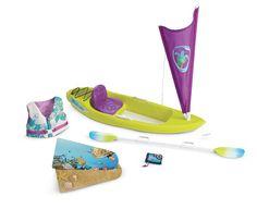 Lea's Ocean Kayak Set