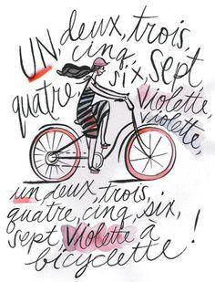 Katy Dockwill lettering.