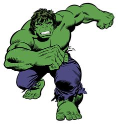 Classic Hulk | Marvel Classic Hulk Classic Giant Wall Stickers