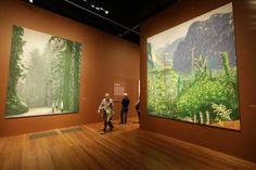 David Hockney exhibit highlights iPad art | The Desert Sun | mydesert.com