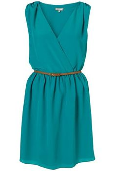 teal bridesmaids dress! I'm liking! With nude wedges!