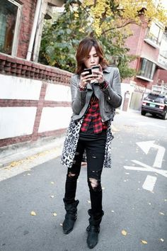Jang Geun Suk behind the scene 'Mary Stayed Out All Night'.