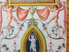 From Raphael's loggia ornament