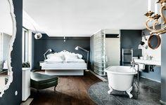 8) Mete la bañera en tu cuarto | Galería de fotos 13 de 20 | AD