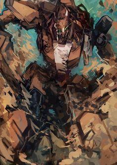 Arte Gundam, Gundam Art, Gundam Wallpapers, Gaming Wallpapers, Armor Concept, Concept Art, Blood Orphans, Gundam Iron Blooded Orphans, Mecha Suit