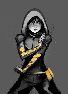Cassandra Cain, Batman and DC Character Inspiration, Character Art, Character Design, Tim Drake, Comic Books Art, Comic Art, Batgirl Cassandra Cain, Lady Shiva, Spiderman