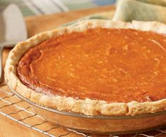 Pumpkin, Sweet Potato & Coconut Pie
