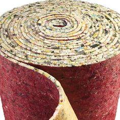 8mm Thick PU Foam Carpet Underlay Roll  Bedroom carpet  £1.99/m