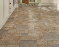 Natural Stone Howdens flooring for Kitchen Laminate Flooring, Kitchen Flooring, Small Kitchen Inspiration, Kitchen Ideas, New Kitchen, Natural Stones, Interior And Exterior, Tile Floor