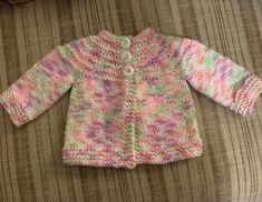 52 Free Beautiful Baby Knitting & Crochet Patterns for 2019 Baby Cardigan Knitting Pattern, Crochet Cardigan Pattern, Crochet Patterns, Doll Patterns, Free Childrens Knitting Patterns, Free Crochet, Knit Crochet, Baby Kimono, Crochet Baby Clothes