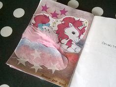 My Little Pony deco, Round robin deco, diy My Little Pony, Robin, Deco, Robins, Decoration, Deko, Decor, Mlp, Dekoration