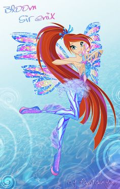 Winx club season 5 Bloom Sirenix\Винкс клуб сезон 5 Блум сиреникс - the-winx-club Photo