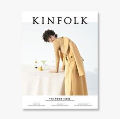 Kinfolk Magazine Magasin Blad Issue Edition Udgave 25