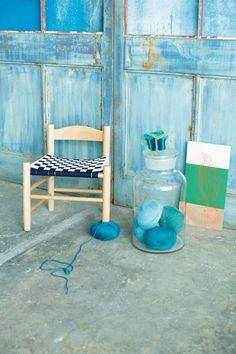 chair/ kid's room deco