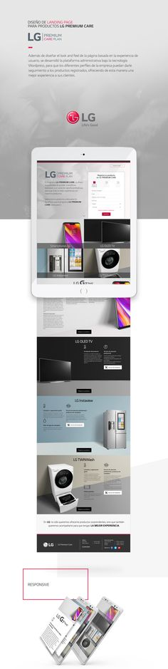 Portfolio Website Design, Swipe File, Care Plans, Ui Ux, Landing, Behance, Layout, Ads, How To Plan