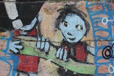 Detalle muro (Valparaíso)