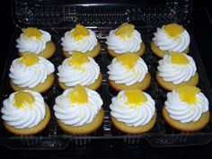Lactose free lemon cupcakes. 23sweets.com. sooo delicious!