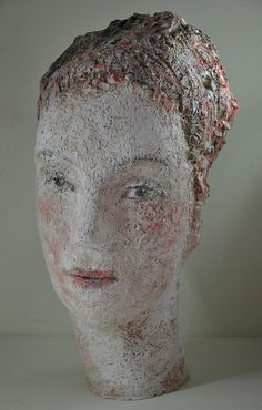 Lena, Kopf 2012 by Pauline Ullrich, via Flickr