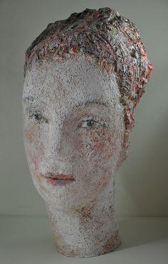 Lena, Kopf 2012 by Pauline Ullrich, via Flickr