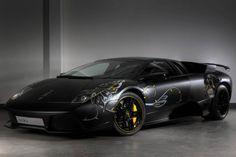 Christian Audigier : sa Lamborghini fétiche en images