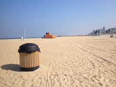 Scheveningen strand avans